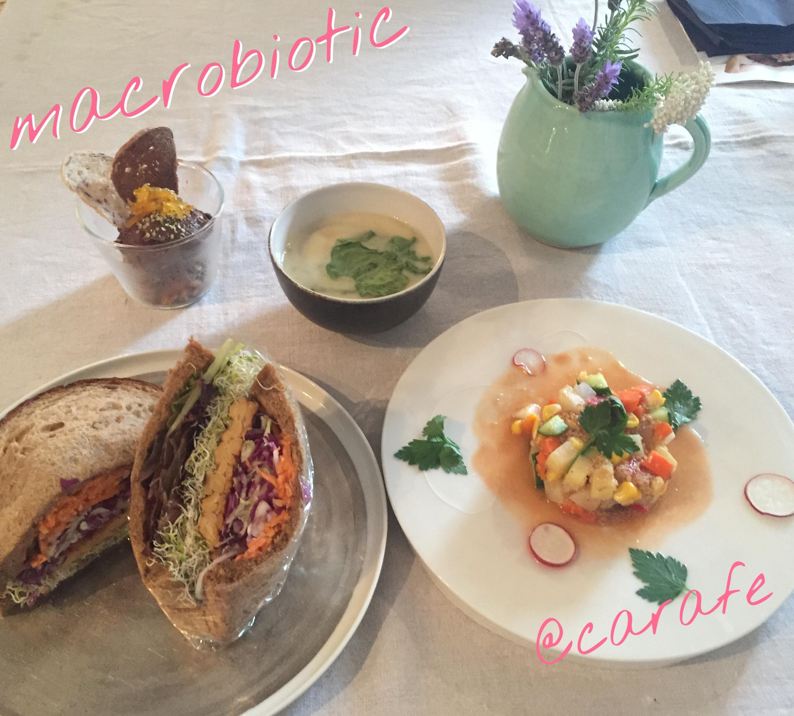 《レポート・GWマクロビオティックお料理教室@carafe 名古屋》